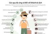 Các quy tắc ứng xử đối với khách du lịch