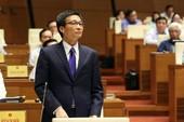 Phó Thủ tướng nói về quy hoạch Sơn Trà trước Quốc hội
