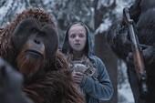 """Trailer phần 3 phim bom tấn: """"Đại chiến hành tinh khỉ"""""""