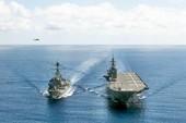 Tướng Pháp nhận định tình hình biển Đông