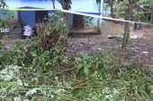 Hiện trường vụ nổ làm 6 người chết ở Khánh Hòa
