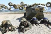 Mỹ-Hàn tập trận bất chấp đe dọa chiến tranh