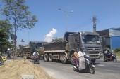 Xe tải chạy bạt mạng ở Đà Nẵng