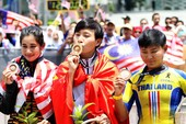 Việt Nam vượt Indonesia, lên tốp 3 tổng sắp