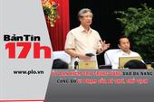UBKTTW vào Đà Nẵng công bố vi phạm của Bí thư, Chủ tịch