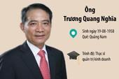 Infographic: Tân Bí thư Đà Nẵng Trương Quang Nghĩa