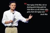 Jack Ma nhắn gửi gì với giới trẻ Việt Nam?