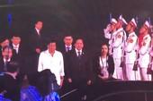 Clip: Tổng thống Philippines Duterte tới Đà Nẵng