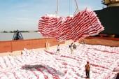 Indonesia vượt mặt Trung Quốc về tiêu thụ gạo Việt Nam