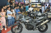 Hơn 100 mẫu xe máy mới, cao cấp... ra mắt người Việt