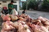 Kiến nghị thành lập đội cảnh sát 'trị' thực phẩm bẩn