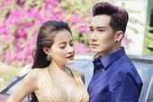 Ngân 98 'nổi da gà' khi diễn cảnh nóng với Quang Hà