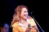 Mỹ Tâm hát mừng Sơn Đoòng nhận kỷ lục thế giới