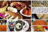 Tỏi, tôm khô thành quà tặng nổi tiếng của Việt Nam