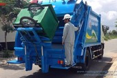 Mỗi ngày TP.HCM thải ra 8.300 tấn rác