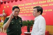 Đại tướng Ngô Xuân Lịch nói về sân golf Tân Sơn Nhất