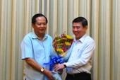 Nguyên Phó Chủ tịch Nguyễn Hữu Tín chính thức nghỉ hưu