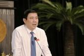 Chủ tịch UBND TP.HCM nói về việc chống tái chiếm vỉa hè