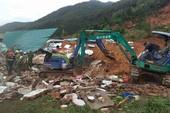Sạt lở núi kinh hoàng ở Nha Trang, 10 người thương vong