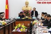 'Bình Định cần xác định kinh tế biển là mũi nhọn'