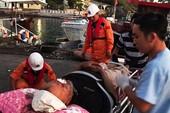 Cứu 1 thủy thủ Philippines bị nạn