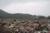Khởi tố 2 vụ án liên quan việc dân ngăn xây bãi rác