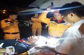 Tai nạn trên biển, 2 ngư dân thương vong