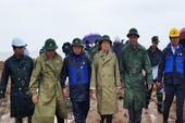Phó Thủ tướng: Phải đảm bảo an toàn cho dân vùng bão