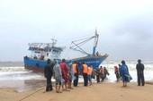 Tìm thấy 4 thi thể nghi thuyền viên mất tích