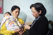 TP.HCM hỗ trợ đồng bào bị lũ lụt miền Trung 6 tỉ đồng
