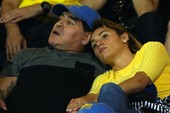 Maradona được tặng danh hiệu cao quý nhất Nicaragua