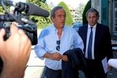 Platini hỏi CAS 'Vì sao đình chỉ tôi 4 năm?'