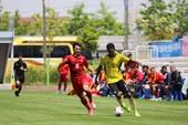U-20 Việt Nam 1-1 U-20 Vanuatu: Tiếp tục thử nghiệm!