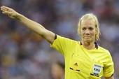 Nữ sĩ quan cảnh sát trở thành trọng tài ở Bundesliga