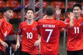 Futsal Mông Cổ viết chuyện thần thoại
