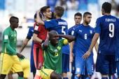 U-20 Ý đã... đẹp trai lại còn 'quái'