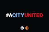 Khủng bố làm cho hai đội thành Manchester… ôm nhau