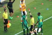 Ronaldo ghi bàn loại Senegal