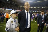 Tạo lịch sử Zidane lạnh lùng và khiêm tốn