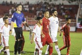 Văn Lâm tô vẽ cho thành công của đội tuyển Việt Nam