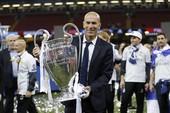 Zidane sẽ dẫn dắt đội tuyển Pháp