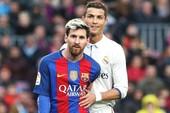 Khi Messi và Ronaldo... chảnh