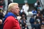 Boris Becker phá sản, trắng tay