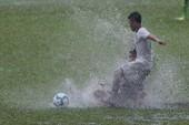 HA Gia Lai thất thủ dưới trời mưa