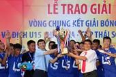 Tìm tài năng bổ sung cho nhà vô địch Đông Nam Á