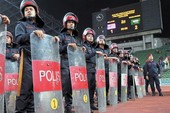 Lo ngại hooligan bóng đá SEA Games 29