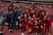 Ngược dòng hạ Myanmar, Indonesia giành giải... an ủi