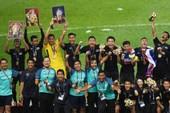 U-22 Thái Lan giàu vì tiền thưởng