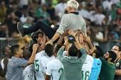 Châu Á đã xác định bốn suất, Úc và Syria đá play-off
