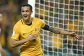 Tim Cahill hóa người hùng, Úc tiếp tục mơ World Cup